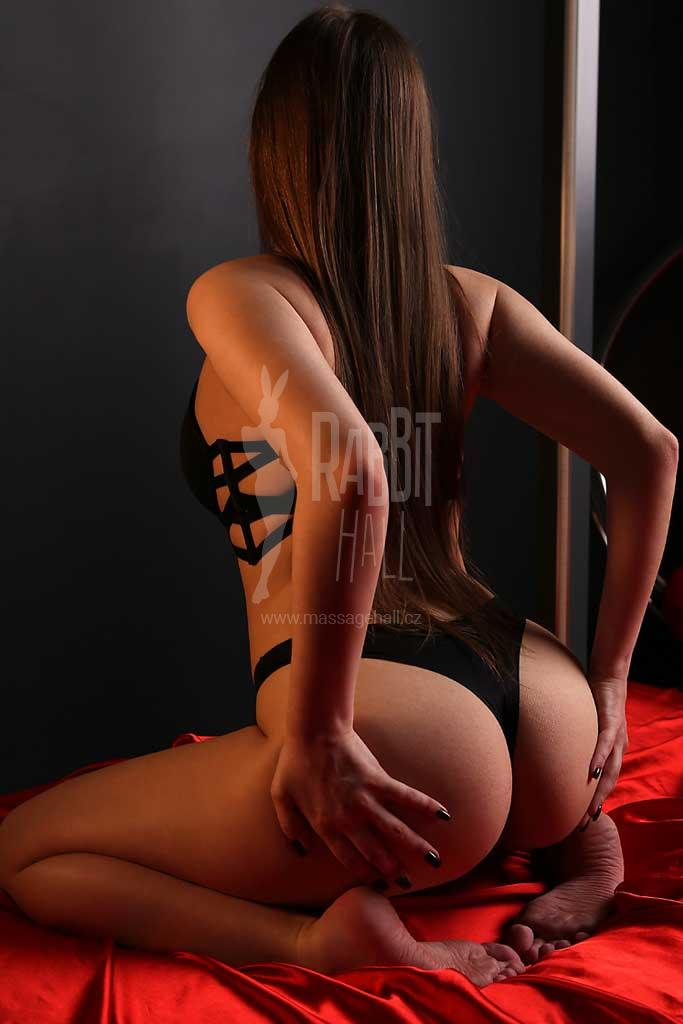 Lexi erotic massage in Prague