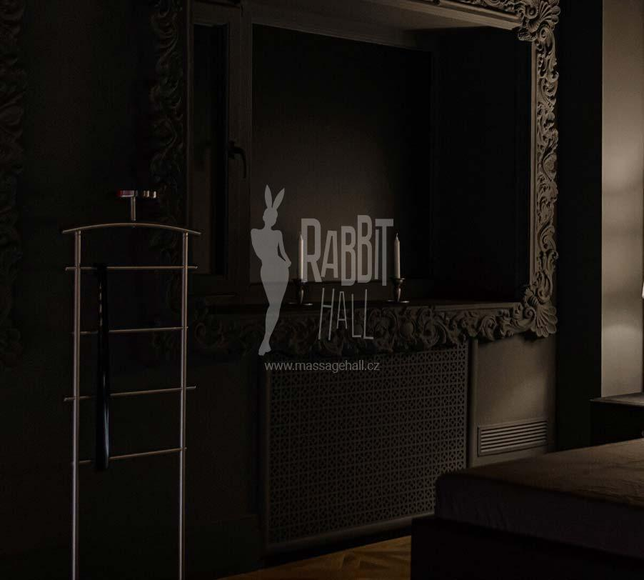 Rabbit Hall erotic massage interior