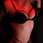 Vanessa erotic masseuse in Prague