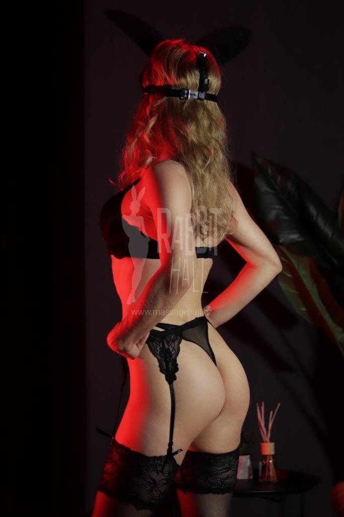 Vanessa erotic masseuse in Prague