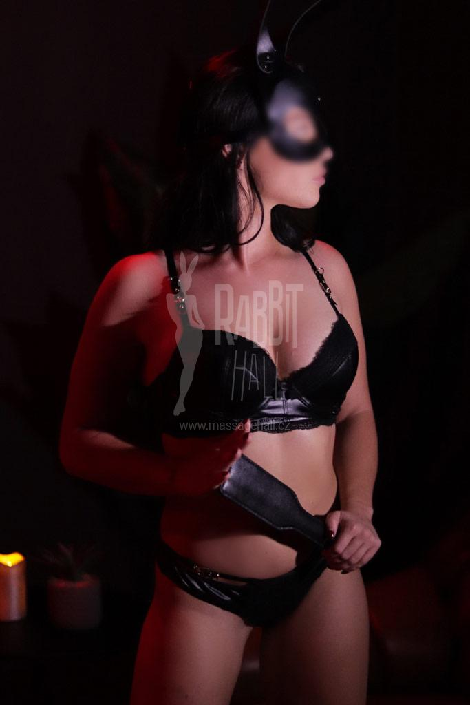 Violette Erotic massage in Prague