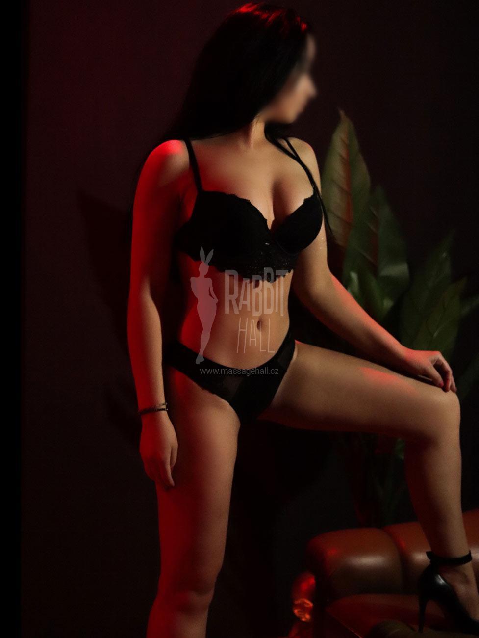 Anna erotic masseuse in Prague