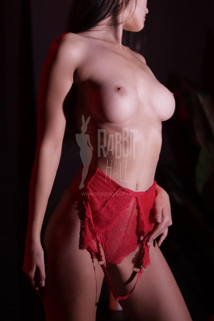 Stacy erotic massage in Prague