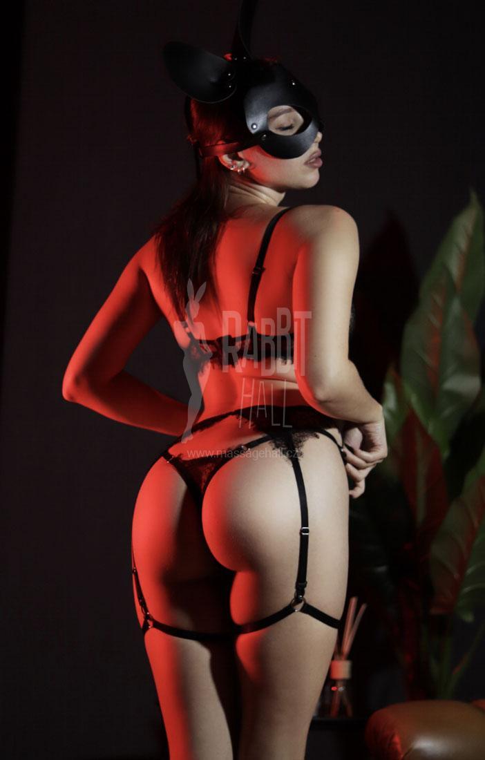 Viky erotic masseuse in Prague