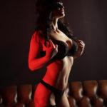 Kris erotic masseuse Prague