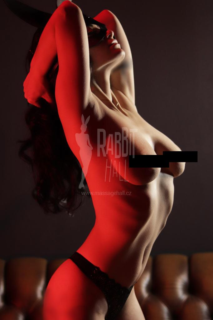 Kris erotic masseuse Prague