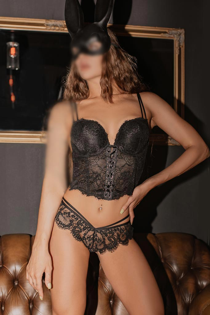 Sofie erotická masérka v Praze