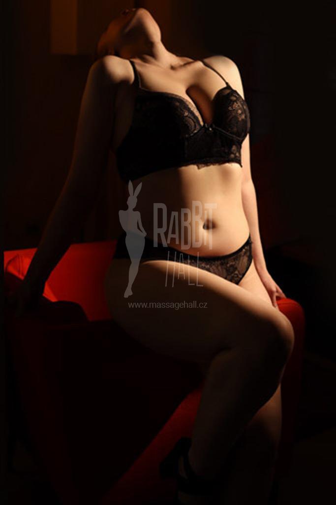 Lika erotická masérka v Praze